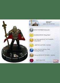 Odin #042 Avengers Movie Marvel Heroclix (sin tarjeta)