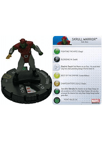 Skrull Warrior #034 Avengers Movie Marvel Heroclix  (sin tarjeta)