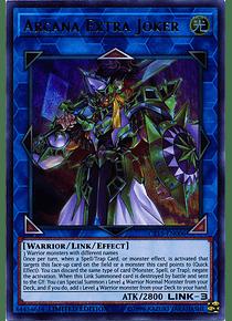 Arcana Extra Joker - CT15-EN006 - Ultra Rare Limited Edition
