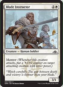 Blade Instructor - GRN - C