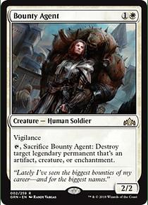 Bounty Agent - GRN - R