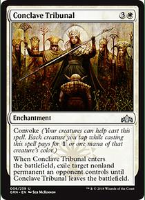 Conclave Tribunal - GRN - U
