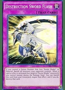 Destruction Sword Flash - CORE-ENSE4 - Super Rare