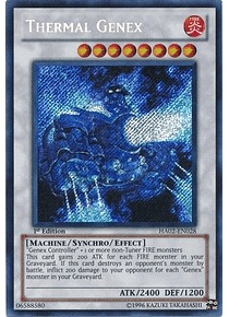 Thermal Genex - HA02-EN028 - Secret Rare