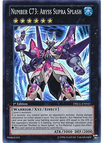 Number C73: Abyss Supra Splash - DRLG-EN041 - Super Rare