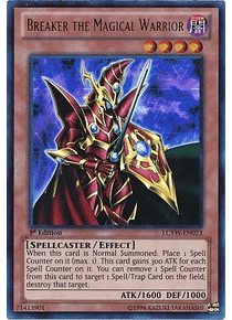 Breaker the Magical Warrior - LCYW-EN023 - Ultra Rare (español)