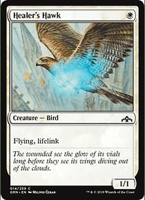 Healer's Hawk - GRN - C