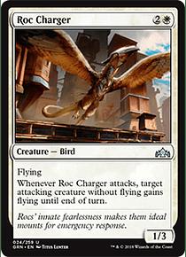 Roc Charger - GRN - U