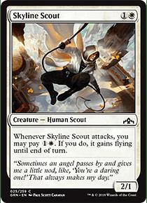 Skyline Scout - GRN - C