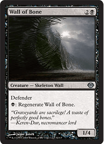Wall of Bone - GVL - U
