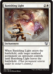 Banishing Light - C15 - U