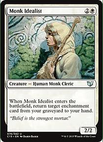 Monk Idealist - C15 - U