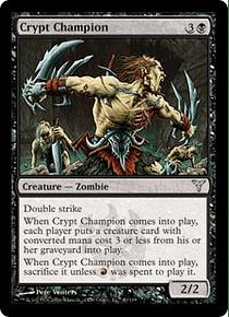 Crypt Champion - DSS - U