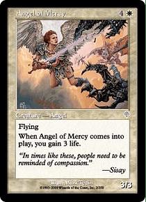 Angel of Mercy - IVS - U