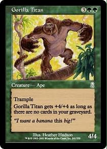 Gorilla Titan - ODS - U