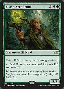 Elvish Archdruid - C14 - R