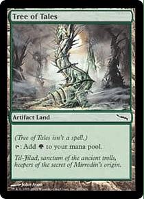 Tree of Tales - MRD - C