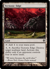 Tectonic Edge - WWK - U