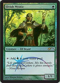 Elvish Mystic (FNM) - R