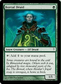 Boreal Druid - CLS - C