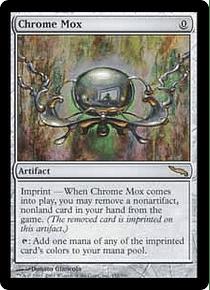 Chrome Mox - MRD - R