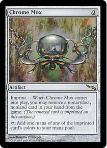 Chrome Mox - MRD - R