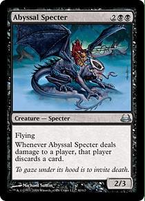 Abyssal Specter - DVD - U