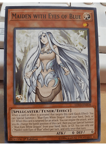 Maiden with Eyes of Blue - LED3-EN008 - Common