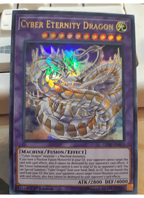 Cyber Eternity Dragon - LED3-EN012 - Ultra Rare