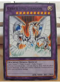 Cyber End Dragon - LED3-EN017 - Common