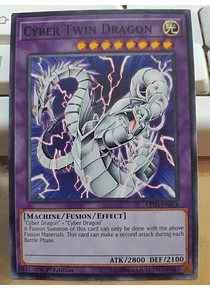 Cyber Twin Dragon - LED3-EN018 - Common