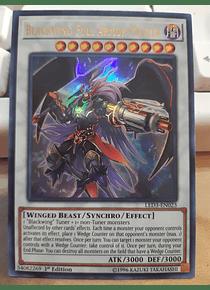 Blackwing Full Armor Master - LED3-EN023 - Ultra Rare