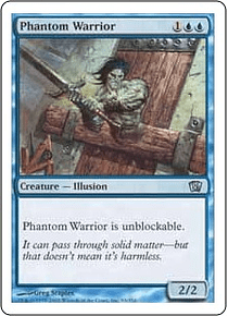Phantom Warrior - 8TH - U