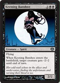 Keening Banshee - GVL - U