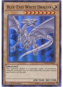 Blue-Eyes White Dragon - MVP1-EN055 - Ultra Rare