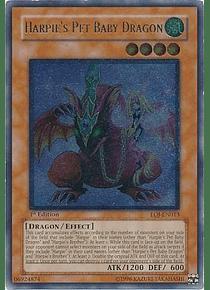 Ultimate Rare - Harpie's Pet Baby Dragon - EOJ-EN013