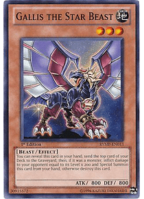 Gallis the Star Beast - RYMP-EN013 - Common