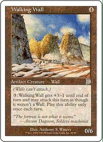 Walking Wall - DMS - U