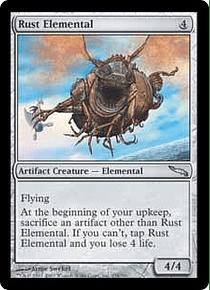 Rust Elemental - MRD - U