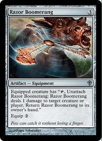 Razor Boomerang - WWK - U