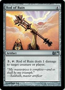 Rod of Ruin - M10 - U