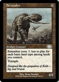 Stratadon - PSF - U