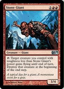 Stone Giant - M10 - U