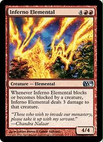 Inferno Elemental - M10 - U