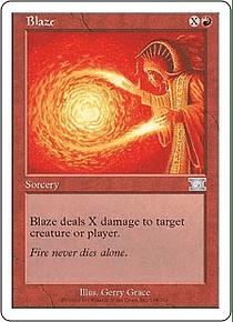 Blaze - 6TH - U