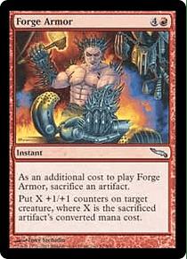 Forge Armor - MRD - U
