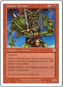 Goblin Mutant - DMS - U