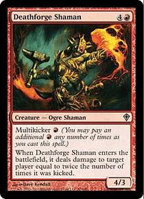 Deathforge Shaman - WWK - U