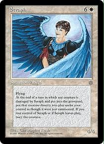Seraph - IAG - R