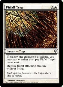 Pitfall Trap - ZDK - U